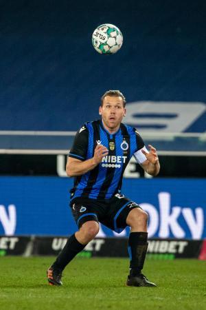 Ruud Vormer nam met de 3-1 alle twijfels weg.© BELGA/KURT DESPLENTER