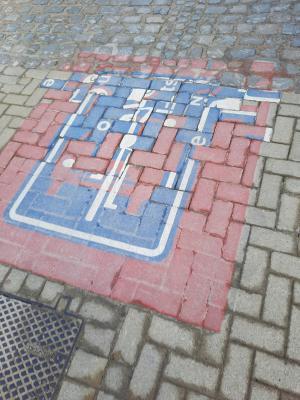 De puzzel werd niet helemaal juist teruggelegd...© BV