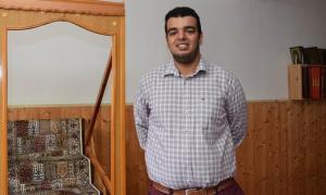 Yassin El Attar, woordvoerder van Atakwa.© a-WD