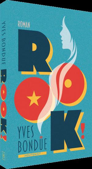 'Rook' door Yves Bondue, Uitgeverij Houtekiet, 21,99 euro
