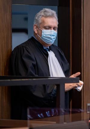 Advocaat Kris Vincke. (Belga)© BELGA