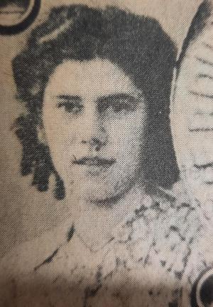 Moeder Antoinette Barbez.
