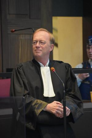 Advocaat Jan Leysen. (foto LK)