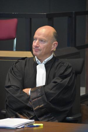 Advocaat Toon Deschepper. (foto LK)