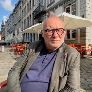 Jan Bucquoy (74) baseert zijn nieuwe film op de zelfmoord van zijn dochter: