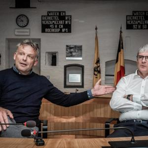 SP.A-burgemeesters Vandenberghe en Lansens: