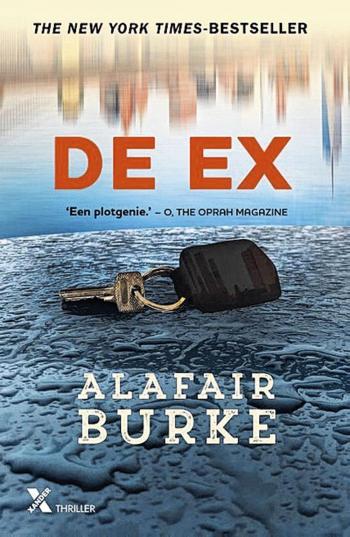 beste boeken van het moment - De ex Alafair Burke