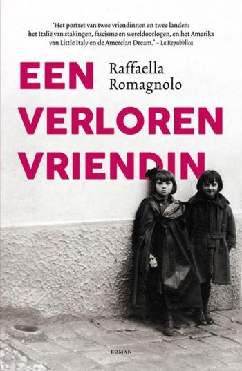 beste boeken van het moment - Een verloren vriendin Raffaella Romagnolo