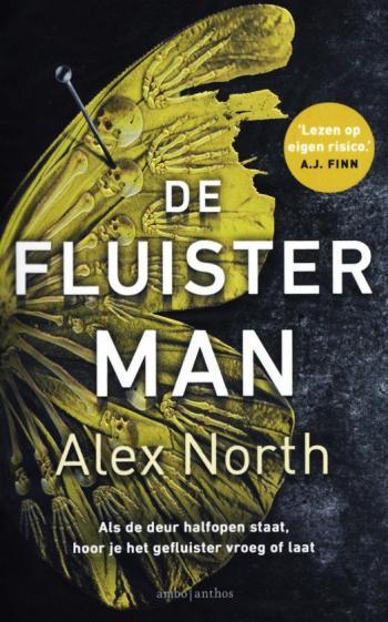 beste boeken van het moment - De Fluisterman -Alex North