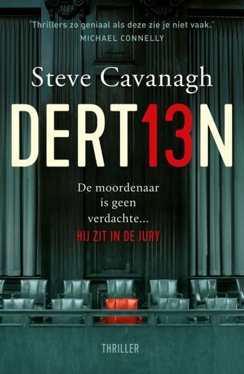 beste boeken van het moment - 13 - Steve Cavanagh