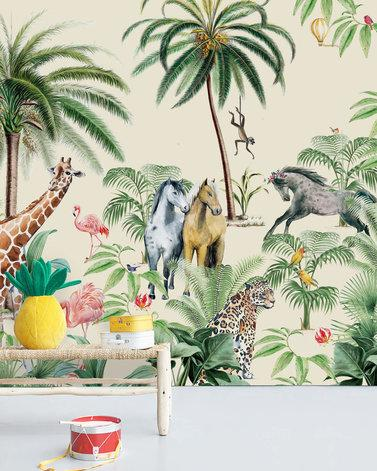 kinderkamer thema dieren