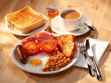 Vakantieland: English breakfast?