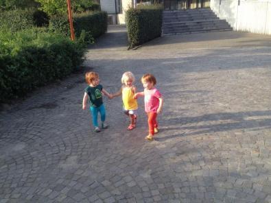 jeugdvriendinnen