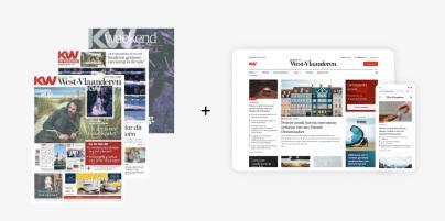 Print + E-krant + kw.be