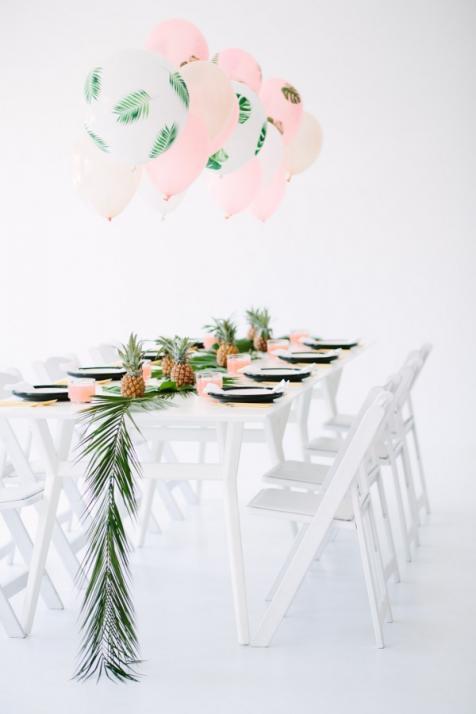 communie lentefeest tafelideetjes