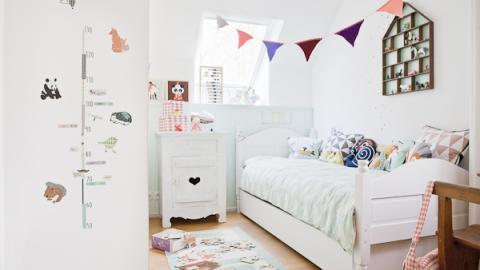 Grote Kinderkamer Inrichten : Kinderkamer libelle