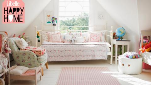 Behang Kinderkamer Vissen : Kinderkamer libelle