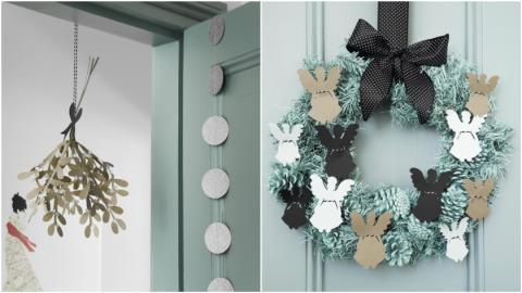 Bedwelming creatief met papier - Libelle #LH16
