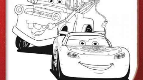 Cars Kleurplaten Inkleuren.Inkleuren Libelle