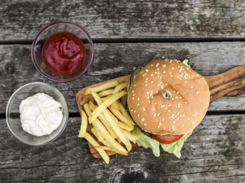 Welk sausje wil jij op je hamburger?