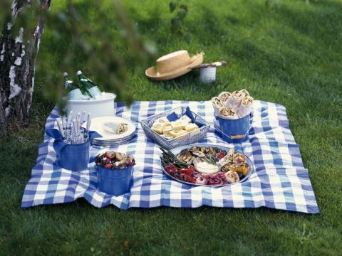 Tips voor de perfecte picknick