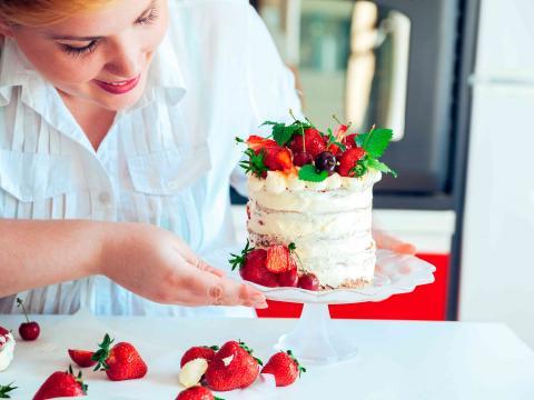 4 verrassende versiertrucjes voor je cake