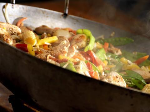 Geef extra smaak aan je wokschotel