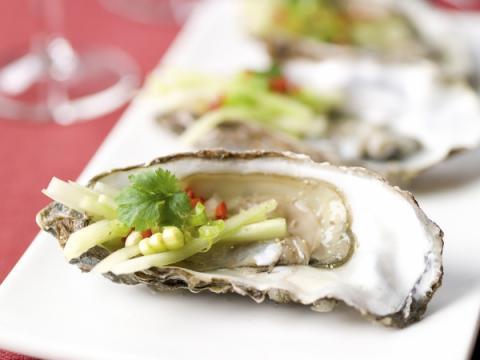 Hoe maak je een oester open?