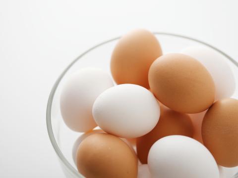Welke kleur ei legt een kip?