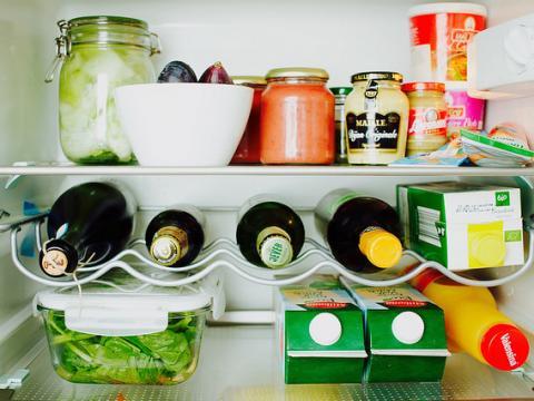 Boodschappen bestellen vanuit je koelkast