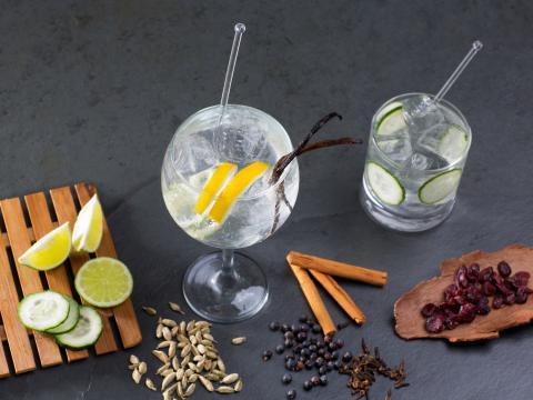 Steel de show met je eigen gin&tonic bar