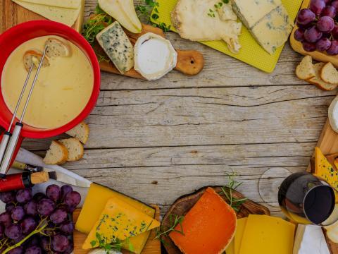 Feestelijk met gourmet en fondue