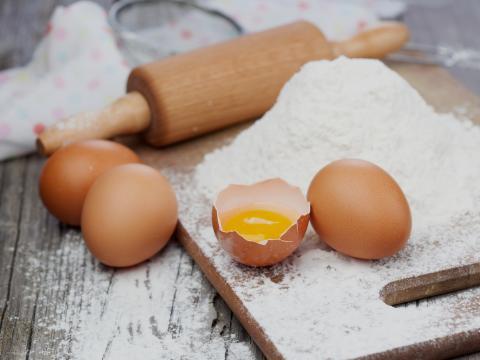 Oei, een ei te weinig!