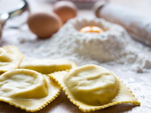 Zelf ravioli maken zonder stress: zo doe je dat 1