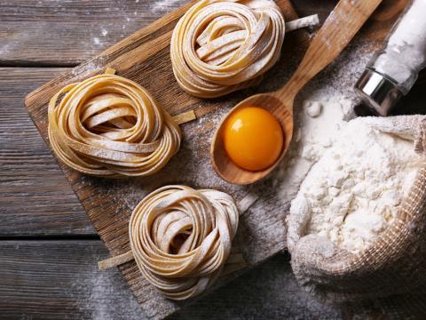 Homemade pasta 4