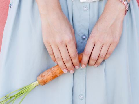 Budgettopper: 1 kg wortelen voor 1 euro!