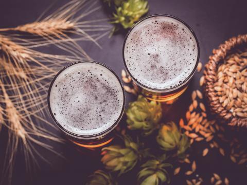 Kookplezier met bier 1