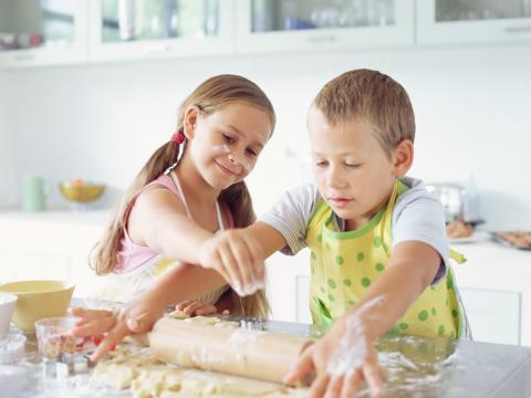 Un goûter maison pour les enfants