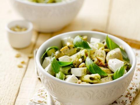 10 salades légères pour le lunch