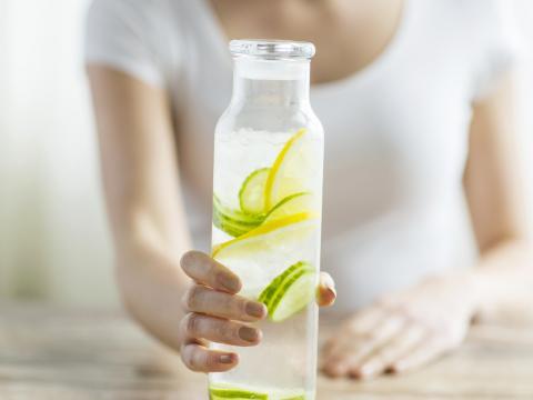 Comment donner du goût à l'eau?