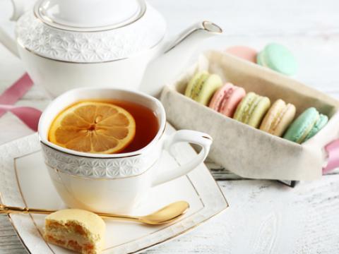 24 recettes de mignardises pour accompagner le thé
