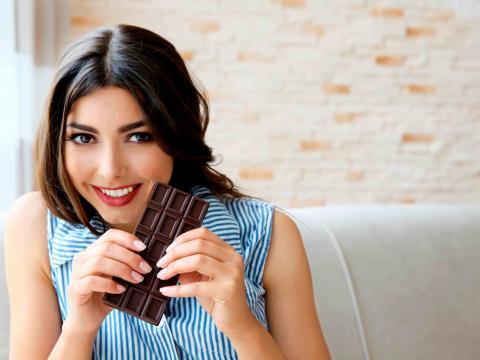 6 redenen om chocolade te eten