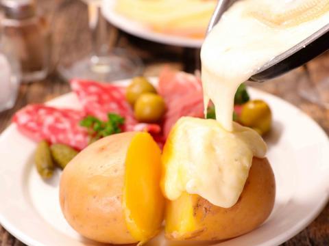 Foodtrend gespot: gesmolten kaas