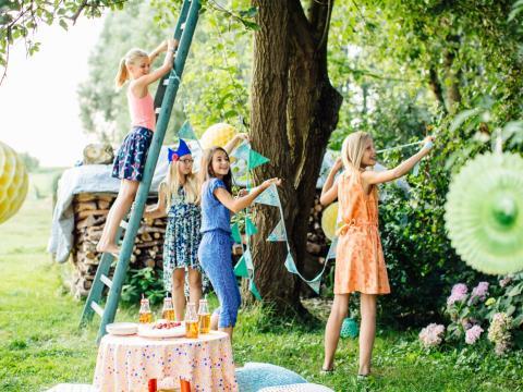 Tips voor een tip top tuinfeest!
