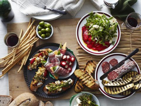 10 recettes pour la journée mondiale de la cuisine italienne