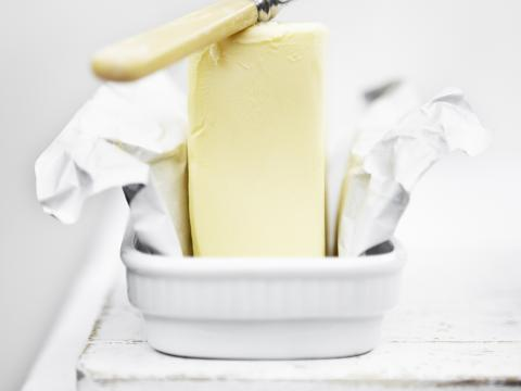 Comment faire ramollir du beurre rapidement?