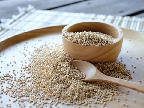 Trendingrediënt: quinoa