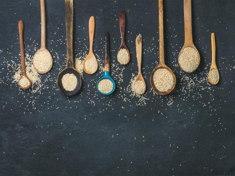 Quinoa: klein maar krachtig superfoodje