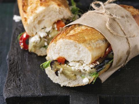 10 sandwiches pour un pique-nique