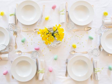 16 idées de recettes pour Pâques
